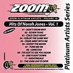 Norah Jones Zoom Platinum Artists, Vol.18