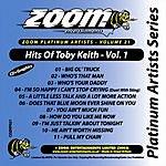 Toby Keith Zoom Platinum Artists, Vol.21