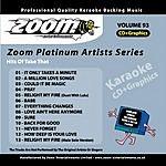 Take That Zoom Platinum Artists - Volume 93
