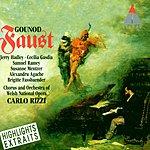 Carlo Rizzi Faust (Highlights)