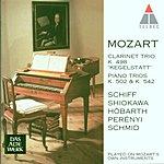 András Schiff Clarinet Trio, K.498 'Kegelstatt'/Piano Trios K.502 & K.542