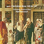 Nikolaus Harnoncourt Cantatas Nos. 140 & 147