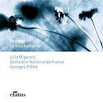 Julia Migenes La Voix Humaine, Opera, FP.171