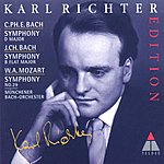 Karl Richter Symphony in D Major/Symphony in B Flat Major/Symphony No.29