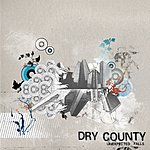 Dry County Unexpected Falls