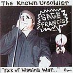 Sage Francis Sick Of Waging War...