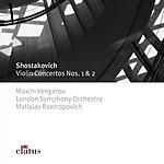 Maxim Vengerov Violin Concertos Nos. 1 & 2