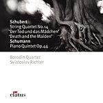 Borodin String Quartet, D.810, 'Death And The Maiden'/Piano Quintet, Op.44