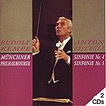 Rudolf Kempe Symphony No.4 in E Flat Major, WAB.104, 'Romantic'/Symphony No.5 in B Flat Major, WAB.105, 'Tragic' (CD1)