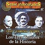 Tito Schipa Los Tres Tenores De La Historia