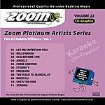 Robbie Williams Zoom Platinum Artists - Volume 22