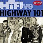 Highway 101 Rhino Hi-Five: Highway 101
