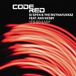 DJ Spen It's So Easy (5-Track Maxi-Single)