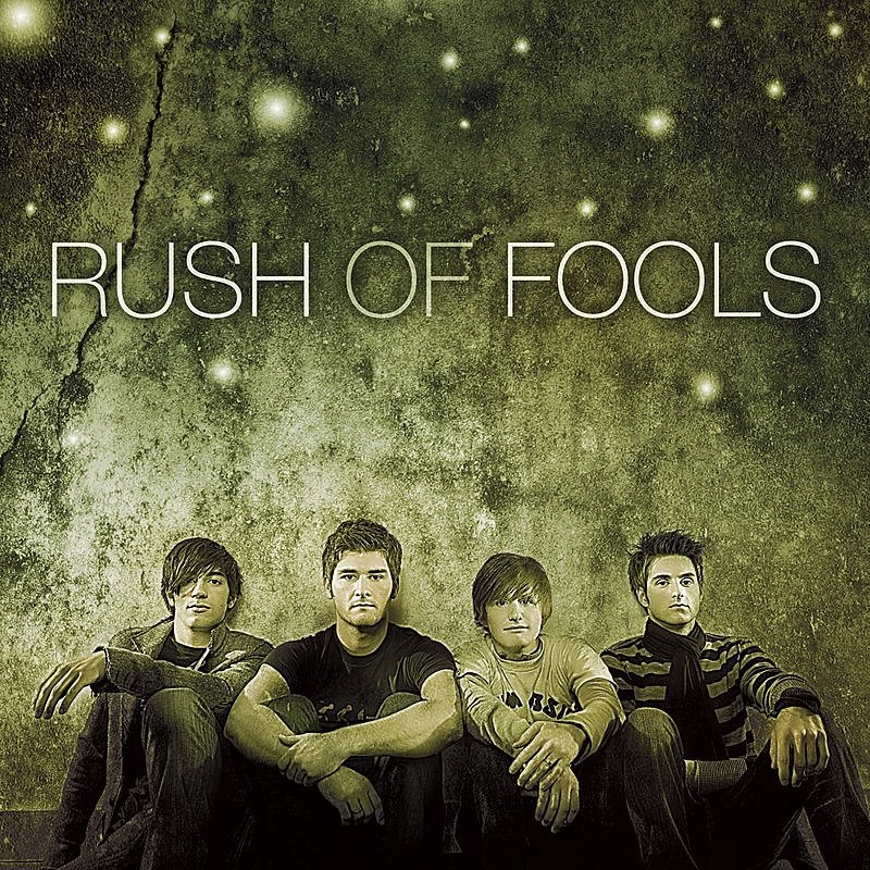 Cover Art: Rush Of Fools