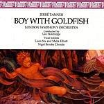 Lee Holdridge Boy With Goldfish