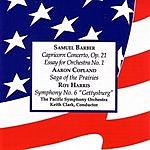 Keith Clark Capricorn Concerto/Essay For Orchestra/Saga Of The Prairies/Symphony No.6 'Gettysburg'