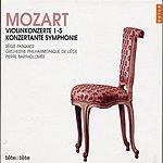 Régis Pasquier Violin Concertos Nos.1-5/Concert Symphony