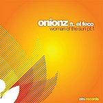 Onionz Woman Of The Sun (4-Track Maxi-Single)