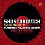 Yuri Temirkanov Symphony No.13 in B Flat Minor, Op.113, 'Babi Yar'