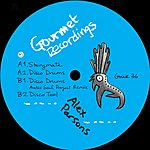 Alex Parsons Storymate/Discodrums (3-Track Maxi-Single)