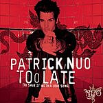 Patrick Nuo Too Late (To Save It With A Lovesong) (Radio Version)