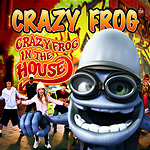 Crazy Frog Crazy Frog In The House (Knightrider) (3-Track Maxi-Single)