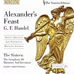 Harry Christophers Alexander's Feast, Ode For St. Cecilia's Day, HWV.75