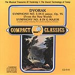 Leopold Ludwig Symphony No.9, Op.95, 'From The New World'/Symphony No.8, Op.88