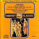 Manuel Cubedo The Four Seasons And Other Concertos