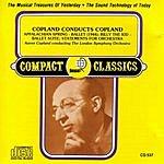 Aaron Copland Copland Conducts Copland