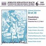 Helmut Müller-Brühl Brandenburg Concertos, Vol.1