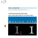 Ernest Bour Klavierkonzerte Nos. 1-3