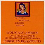 Wolfgang Ambros Op.1-12 (Die Leerjahre)