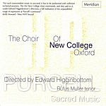 Edward Higginbottom Sacred Music