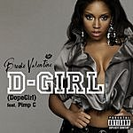 Brooke Valentine D Girl (Parental Advisory) (4-Track Maxi-Single)