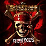 Hans Zimmer Pirates Of The Caribbean: At World's End Remixes (5-Track Maxi-Single)