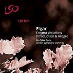 Sir Colin Davis Enigma Variations, Op.36