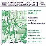 Christian Hommel Concertos For Oboe And Oboe D'Amore