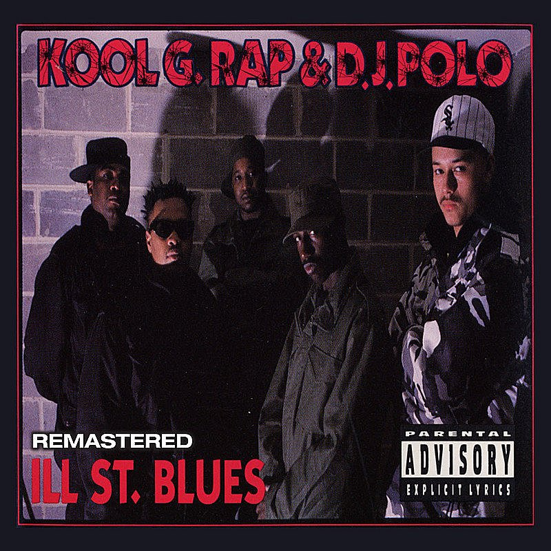 Cover Art: Ill Street Blues (Parental Advisory)(4-Track Remix Maxi Single)
