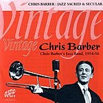 Chris Barber's Jazz Band Vintage Chris Barber
