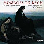 Juha Kuivanen Homages To Bach