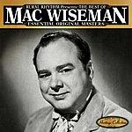 Mac Wiseman Essential Original Masters: The Best Of Mac Wiseman - 25 Classics