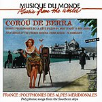 Corou De Berra Folks Songs Of The French Riviera, Corou De Berra