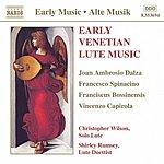 Christopher Wilson Early Venetian Lute Music