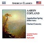 Paul Gambill Appalachian Spring/Clarinet Concerto/Quiet City/Latin American Sketches