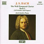 Jenő Jandó The Well-Tempered Clavier, Book I, BWV 846-869