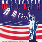 Konstantin Wecker Amerika (3-Track Maxi-Single)