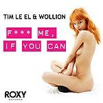 Tim Le El Fuck Me, If You Can (4-Track Remix Maxi Single)