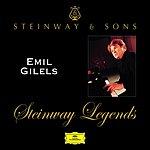 Emil Gilels Steinway Legends