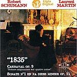Laurent Martin Carnaval, Op.9/Sonata in F Sharp Minor